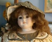 Antique Cuno Otto And Dressel 6 Dep 23 1/2-inch Doll In Great Ensemble-7