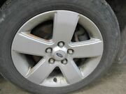 Wheel 16x6-1/2 Aluminum Painted 5 Smooth Spokes Fits 06-09 Fusion 320739
