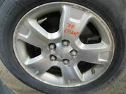 Wheel 17x7 5 Spoke Bright Silver Painted Ends Fits 05-07 Freestyle 321683