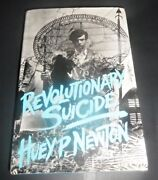 Revolutionary Suicide By Huey P Newton 1973 1st Ed. Hc Dj Black Panther Party