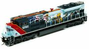 Ho Scale Athearn Genesis G01111 Union Pacific 1111 Sd70ace W/dcc And Sound