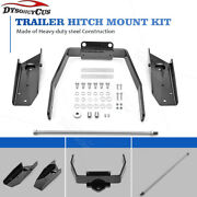 Fit Can-am Spyder Rs Rt St Easy Installandremove Trailer Hitch Receiver Mount Kits