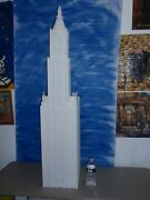 N Scale Woolworth Building High Rise / Office Building /skyscraper Insane Deatil