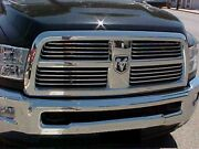 2010 2011 2012 Dodge Ram 2500 3500 Bug Screen Grill Cover