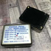 New Rzdr-e40dc Dc100v Yaskawa Solid State Relay X 1pc