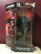 Mcfarlane Toys 12 Inch T-850 T3 Terminator Arnold Misb New Sealed 2003 Nm 16