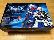 Ps3 Blazblue Stick Controller + Instruction And Seal New Japan Supre Rare