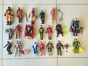 New Marvel Legends And Hasbro 19 Action Figures And Accessories Lot Ironman, Thor