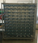 2 Lab Products 140 Cage Capacity Ventilated Racks And Cages Used