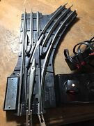Lionel 022 Remote Control Switch Right Hand Turnout With New Wire .. Nice 39
