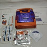 Nihon Kohden Aed 9231 With Expired Pad And Battery. Made In Usa