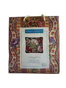 Ehrman Tapestry Wool Needlepoint Kit Blooming Roses David Merry New In Package