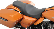 Drag Specialties Predator 2-up Seats With Forward Positioning 0801-1264