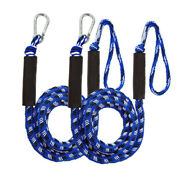 Bungee Dock Line For Boats Jet Ski Heavy Duty Mooring Lines Cord Anchor Rope
