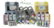 Canon Imageprograf Pro 2000/ Pro 4000 /pro 6000 Compatible Ink 11 Colors New