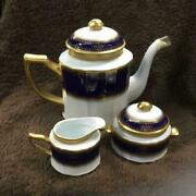 Noritake Inauguration Cup And Saucer Teapot Collection