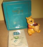 Wdcc Winnie The Pooh Time For Something Sweet Walt Disney Classic Collection Mib
