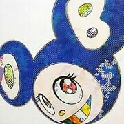 Takashi Murakami Posters And Then Deep Blue Sea / Edition 300 Signed.