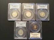 1999-s Proof Set Pcgs Pr70dcam Includes Delaware New Jersey Pennsylvaniagact