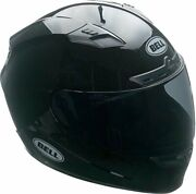 Bell Qualifier Dlx Full-face Motorcycle Helmet Solid Black Small 7061925