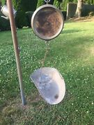Antique Landers Frary And Clark Hanging Country Store Produce Scale 1912 Patent