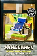 1 Minecraft Cave Biome Collection 4 Waterfall Wonder Alex With Pickaxe Age 6 Up