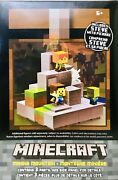 1 Minecraft Cave Biome Collection 1 Mining Mountain Steve With Pickaxe Age 6 Up