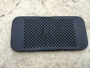 Porsche 911 / 912 Dashboard Center Speaker Cover 2 C14