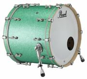 Rfp2220bb/c413 Pearl Music City Custom Reference Pure 22x20 Bass Drum W/bb3 Mo