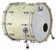 Rfp2416bb/c405 Pearl Music City Custom Reference Pure 24x14 Bass Drum W/bb3 Mo
