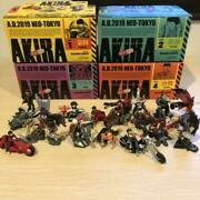 Akira Figure Kaiyodo Released In 2020 Complete Set Mini Collection Collector F/s