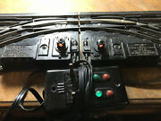 One Pair Lionel No. 1121 Switches For 027 Track 44