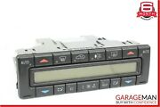 96-02 Mercedes W210 E300 E420 A/c Ac Heater Climate Control Switch Assembly Oem