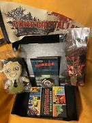 Walking Dead Zombie Mask Loot Crate Exclusive Oct 2016 Box And Leatherface And More