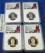 2014 S Ngc Pf69 Presidential Dollar Proof Coin Set