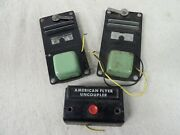 Vintage American Flyer Uncoupler With 2 706 Remote Uncoupler