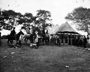 New Civil War Photo Soldiers Filling Canteens In Camp Fredericksburg - 6 Sizes