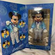 Medicom Toy Tokyo Disney Sea Limited Mickey Mouse Action Figure 15th Anniversary
