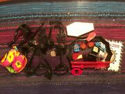Monster High Doll House Lot Furniture And Accessories Df2