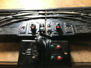 One Pair Lionel No. 1122 Switches For 027 Track 42
