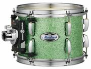 Pearl Masters Maple Complete 24x14 Bass Drum W/o Bb3 Bracket Absinthe Sparkle