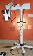 Surgical Dental Microscope 5 Step Magnification Dental Microscope