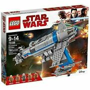 Lego Star Wars Rogue One Resistance Bomber 75188 2017 Set Brand New Sealed