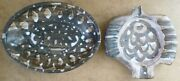 Two Vintage Rye Studio Art Pottery Dishes By David T Sharp Imperfect