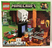 Lego Minecraft The Nether Portal 2018 21143
