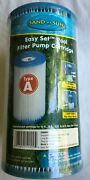 Sand N Sun Easy Set Pool Filter Pump Cartridge Type A Cond Brand New A-9
