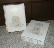 Precious Moments Bible Family Edition New King James Version Illustrated - L@@k
