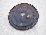 Porsche 356 B Front Drum Brake Backing Plate Rightpassenger Side 2