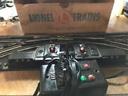 One Pair Lionel No.1122 Non Derailing Switches For 027. 70