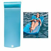 Foam Pool Floats Raft For Adults Swimming Pools Float Rafts Mat With Headrest